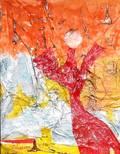 Joyous Mixed Media - Sun Dance by Lisabeth Billingsley