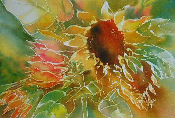 Painting - Sun Fun by Tara Moorman