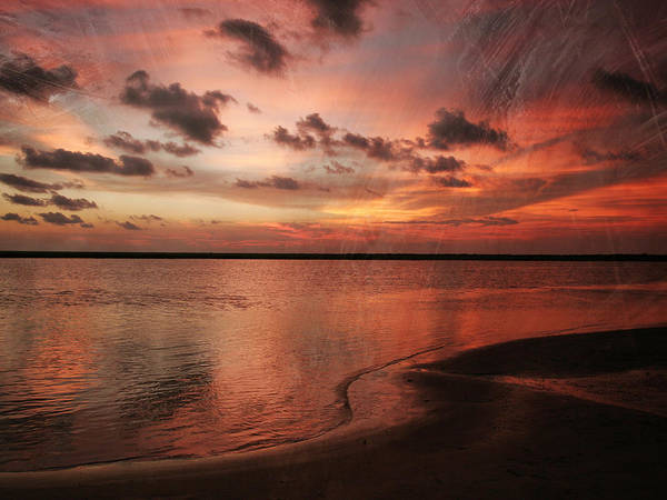 Photograph - Sun Gone Down by Charles McKelroy