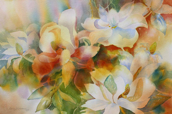 Painting - Sun Kissed by Tara Moorman