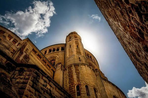 Photograph - Sun Over The Armenian Church by Endre Balogh