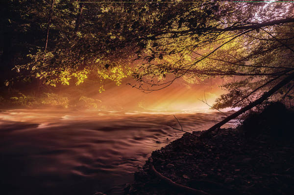 Wall Art - Photograph - Sun Rays 1 by Adrian Malanca