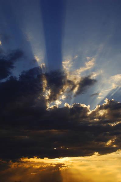 Photograph - Sun Rays by Jill Reger