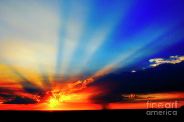Photograph - Sun Rays by Scott Kemper