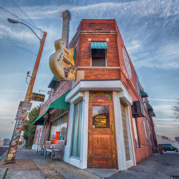 Wall Art - Photograph - Sun Studio  by Stephen Stookey