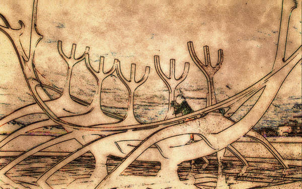 Photograph - Sun Voyager 2 by William Beuther