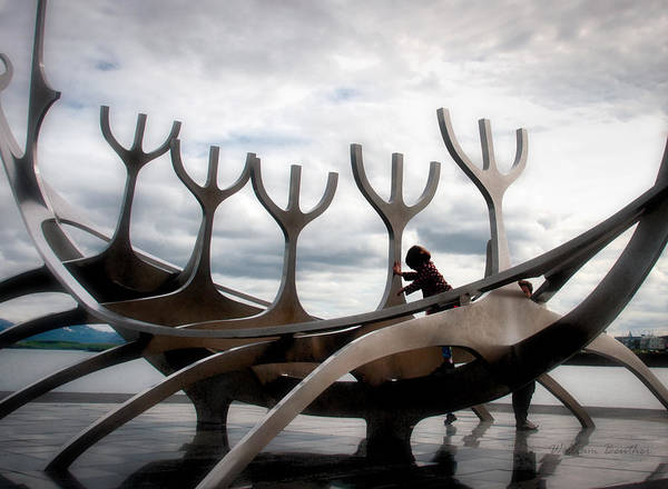 Photograph - Sun Voyager by William Beuther