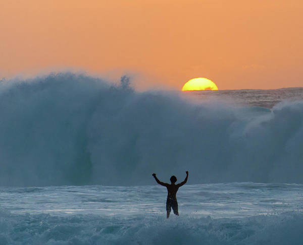 Photograph - Sun Worship by Alex Lapidus