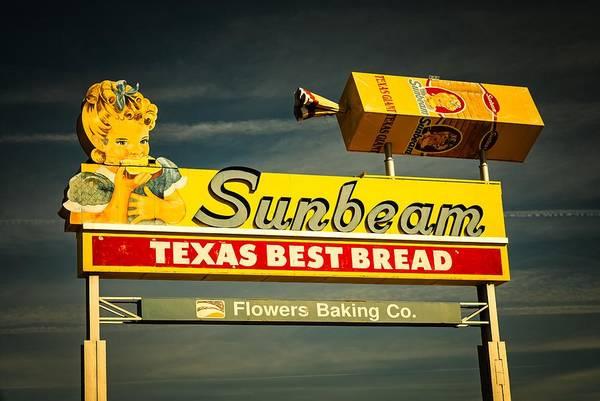 Wall Art - Photograph - Sunbeam Bread by Mountain Dreams