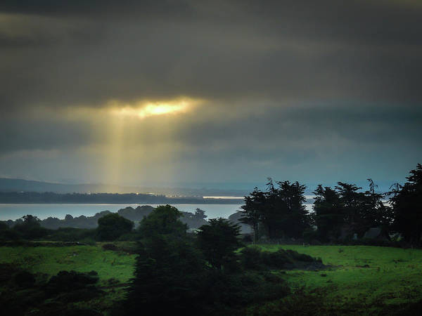 Photograph - Sunbeam Spotlights Shannon Airport by James Truett