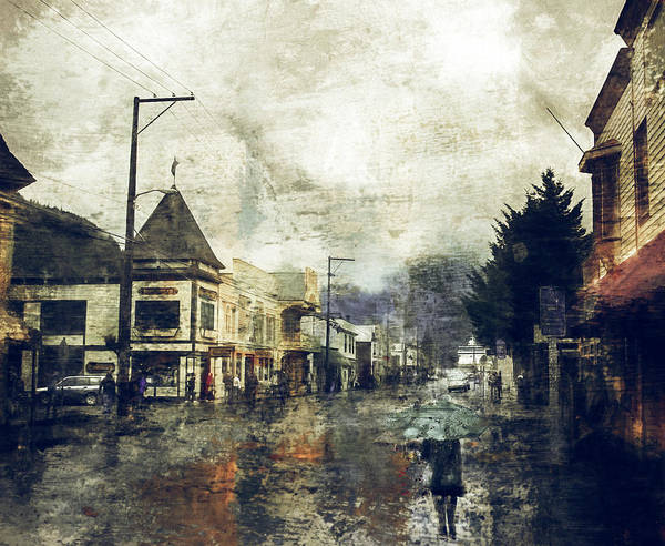 Photograph - Stormy Day by Marilyn Wilson