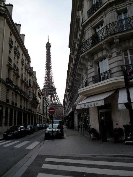 Photograph - Sunday Afternoon In Paris by Laura Greco