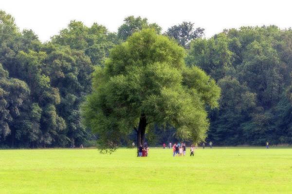 Photograph - Sunday At Park by Roberto Pagani