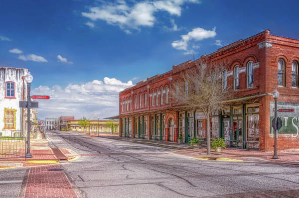 Photograph - Sunday In Brenham, Texas by Gaylon Yancy