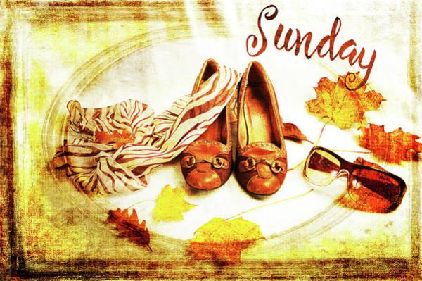 Photograph - Sunday Shoes by Randi Grace Nilsberg