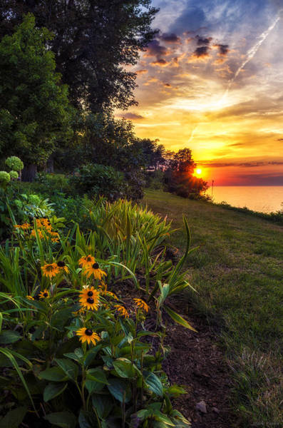 Photograph - Sundown by Mark Papke