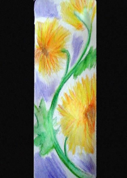 Painting - Sunflowers 27 by Loretta Nash