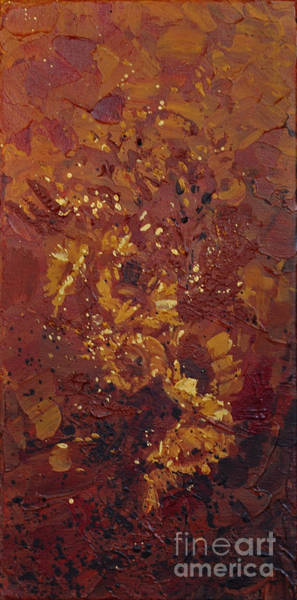 Wall Art - Painting - Sunflowers by Aneta  Berghane