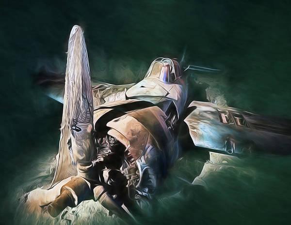 Digital Art - Sunken Treasure by JC Findley