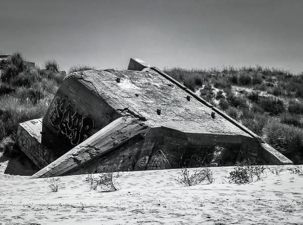 Photograph - Sunken by Wim Lanclus
