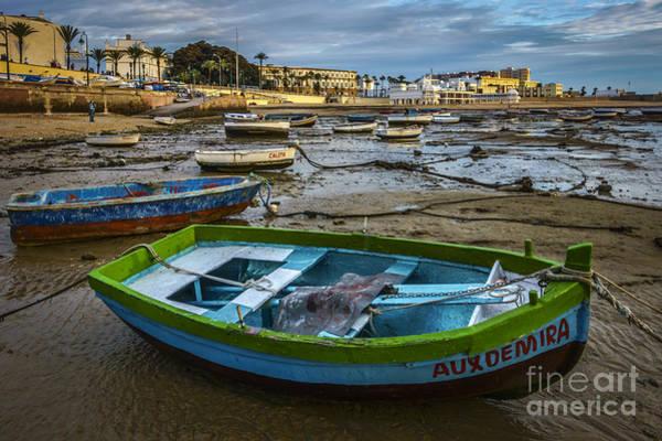 Photograph - Sunkissed Cadiz Spain by Pablo Avanzini