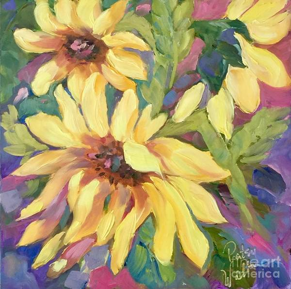 Painting - Sunkissed by Patsy Walton