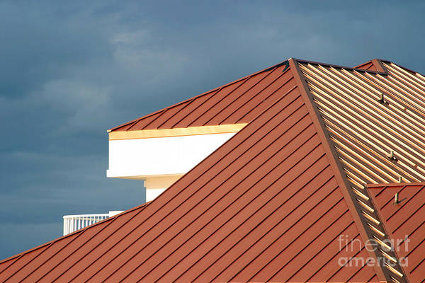Photograph - Geometry 101 by Rick Locke