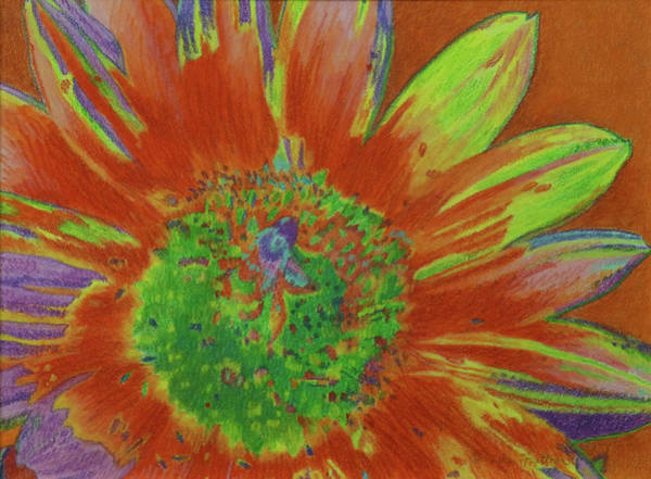 Painting - Sunnectar by Cris Fulton