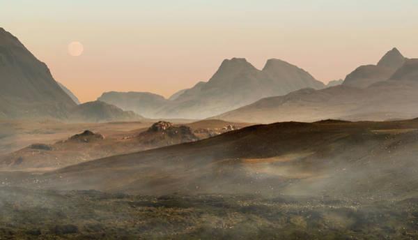 Wall Art - Photograph - Sunny Morning On Skye Island by Jaroslaw Blaminsky