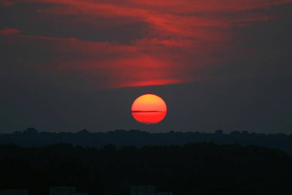 Photograph - Sunrise 2 by David Dunham