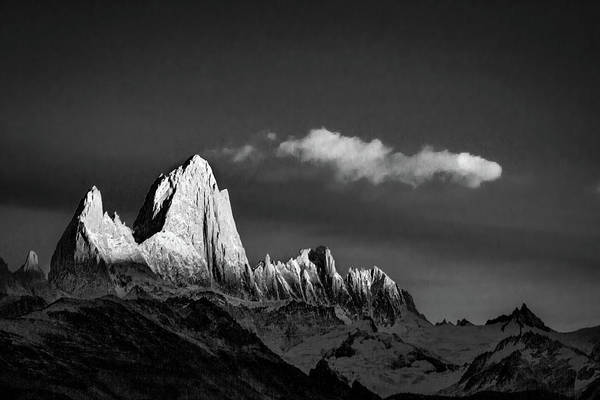 Photograph - Sunrise At Fitz Roy #4 - Patagonia by Stuart Litoff