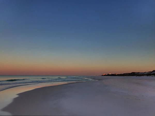 Grayton Beach State Park Photograph - Sunrise At Grayton by Wes Hill