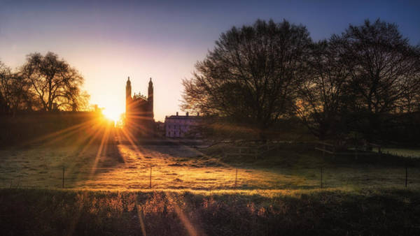 Photograph - Sunrise At Kings by James Billings