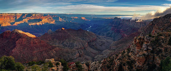 Photograph - Sunrise At Navajo Point by John Hight
