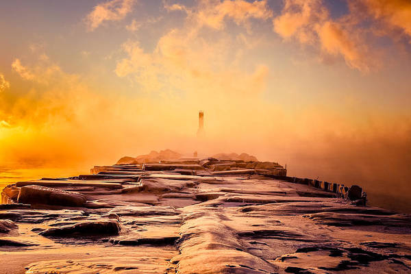 Photograph - Sunrise At Negative Six by James Meyer