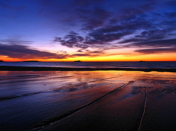 Photograph - Sunrise At Singing Beach by Juergen Roth