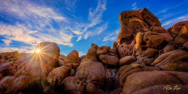 Photograph - Sunrise At Skull Rock by Rikk Flohr