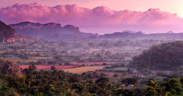Photograph - Sunrise At Vinales Valley by Levin Rodriguez