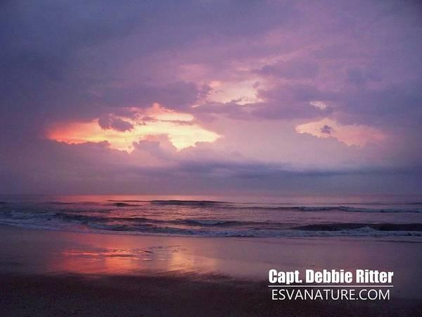 Photograph - Sunrise Beach 100_0006 by Captain Debbie Ritter