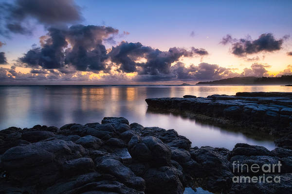 Photograph - Sunrise Beyond Kilauea Point by Anthony Bonafede