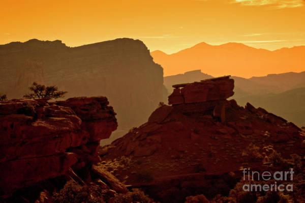 Photograph - Capital Reef Sunrise by Scott Kemper