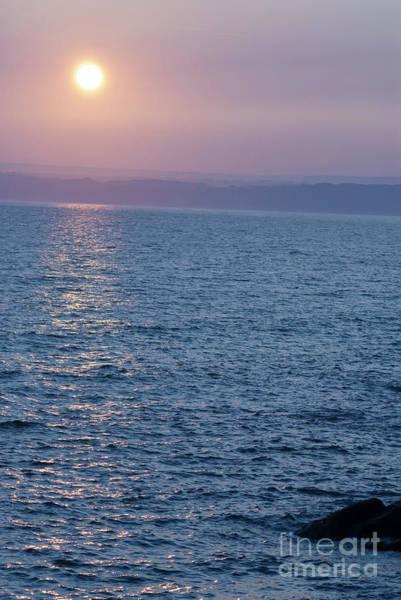 Ives Photograph - Sunrise Collectin by Jenny Potter