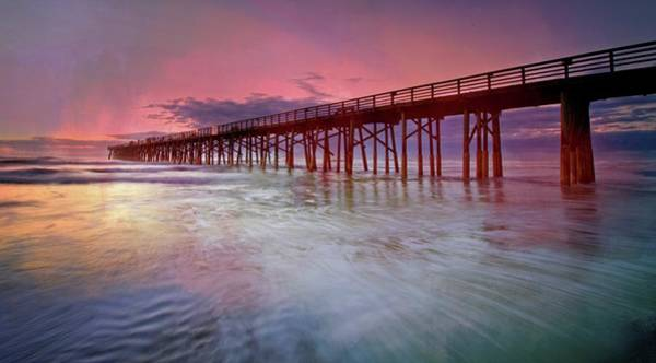 Photograph - Sunrise Colors by Alice Gipson
