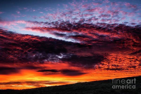 Photograph - Sunrise Drama West Virginia by Thomas R Fletcher