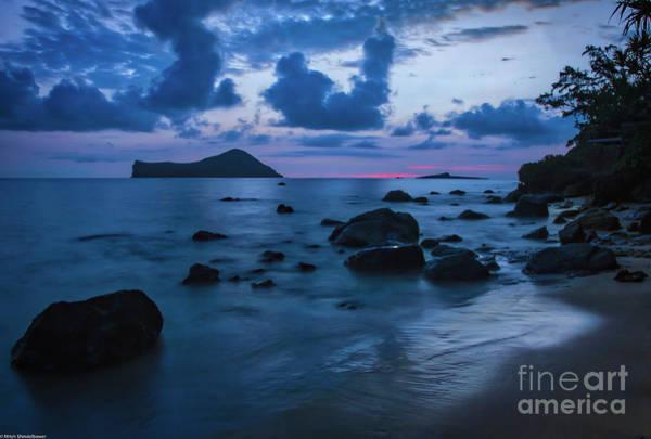 Shutter Speed Photograph - Sunrise Dream by Mitch Shindelbower