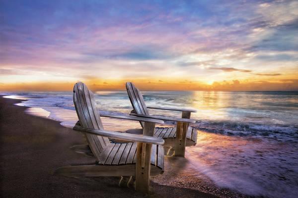 Muscovy Photograph - Sunrise Dreams by Debra and Dave Vanderlaan