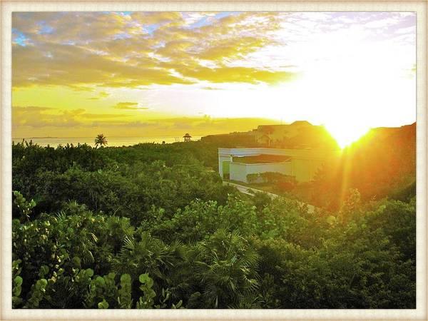 Photograph - Sunrise For Castro by Mario MJ Perron