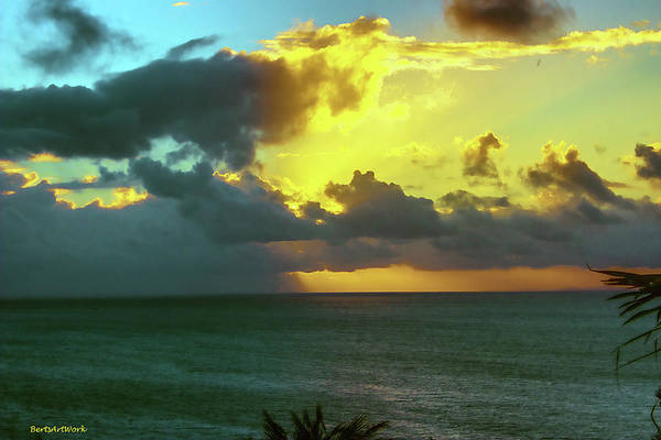 Photograph - Sunrise Four In Paradise by Roberta Byram