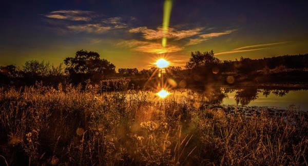 Photograph - Sunrise #g6 by Leif Sohlman