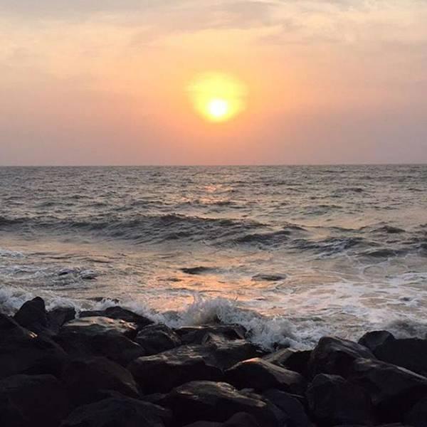 Peace Wall Art - Photograph - Sunrise Gives U Promises & Sunset Gives by Neha Mulherkar